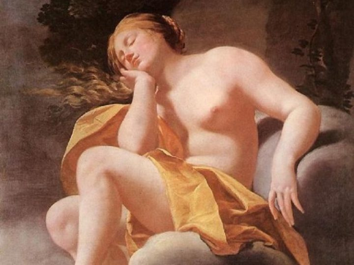 Simon-Vouet-Sleeping-Venus