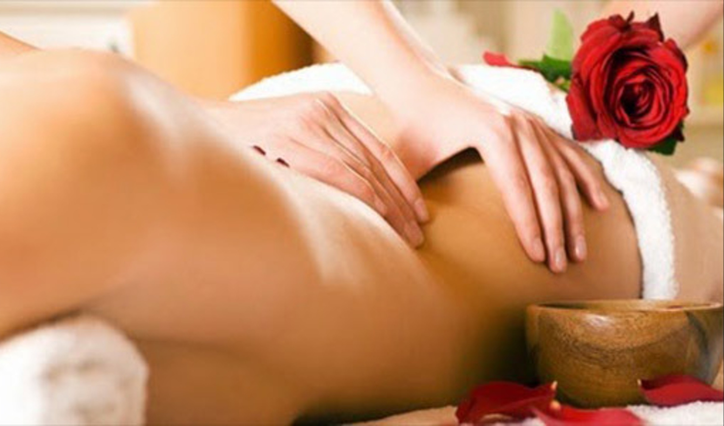 Massaggio erotico: Le zone erogene della donna