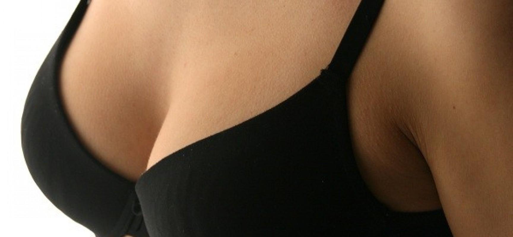 Il seno: piccolo o grande, ma pur sempre simbolo di femminilità
