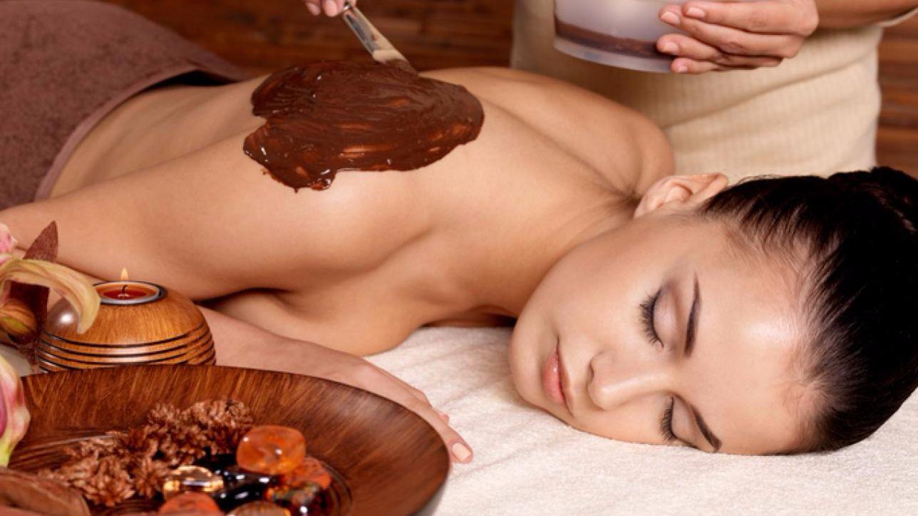 Cioccolato e Coccole: un massaggio davvero speciale