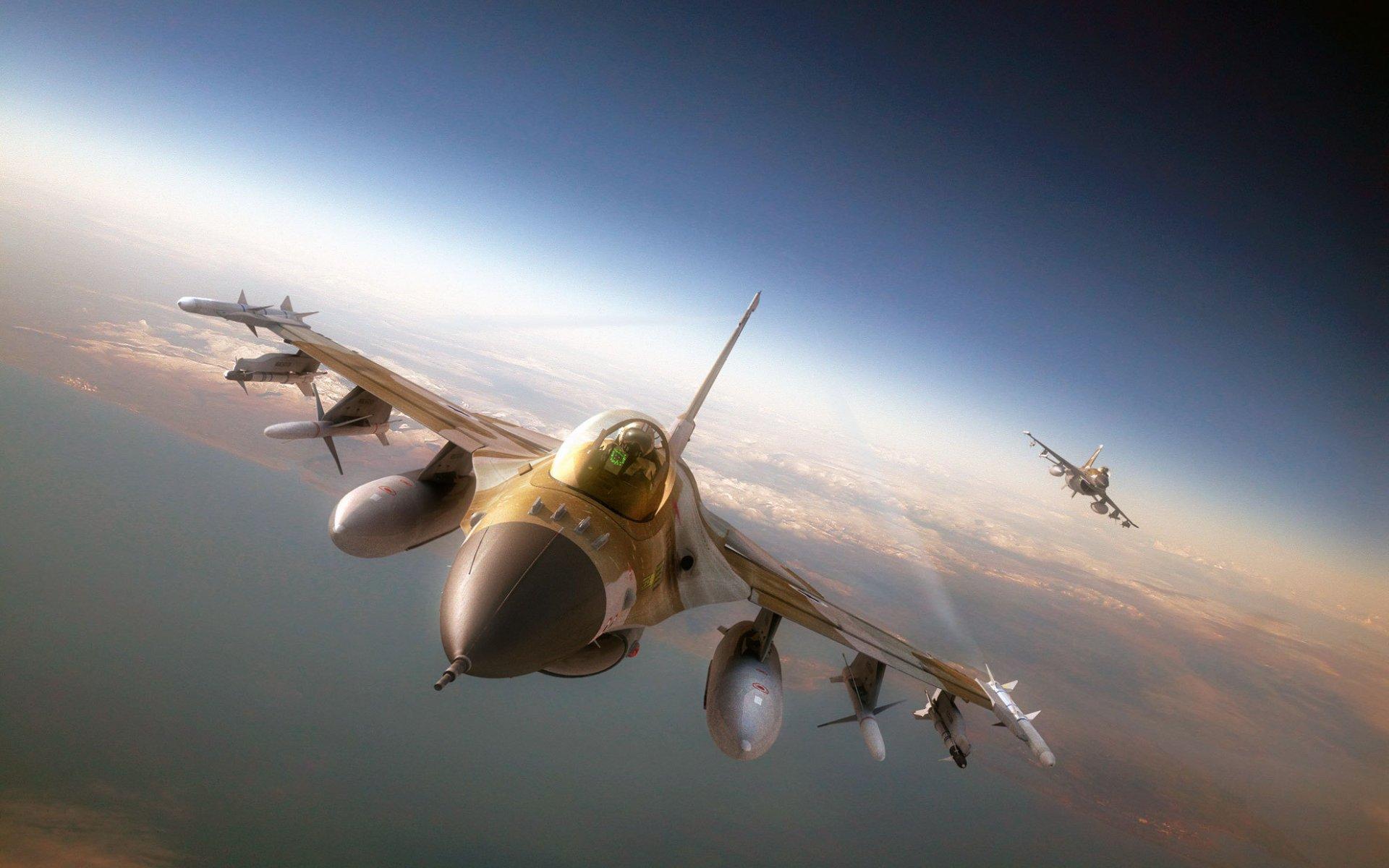 Crisi Nord Corea: jet Usa in volo per un bombardamento simulato
