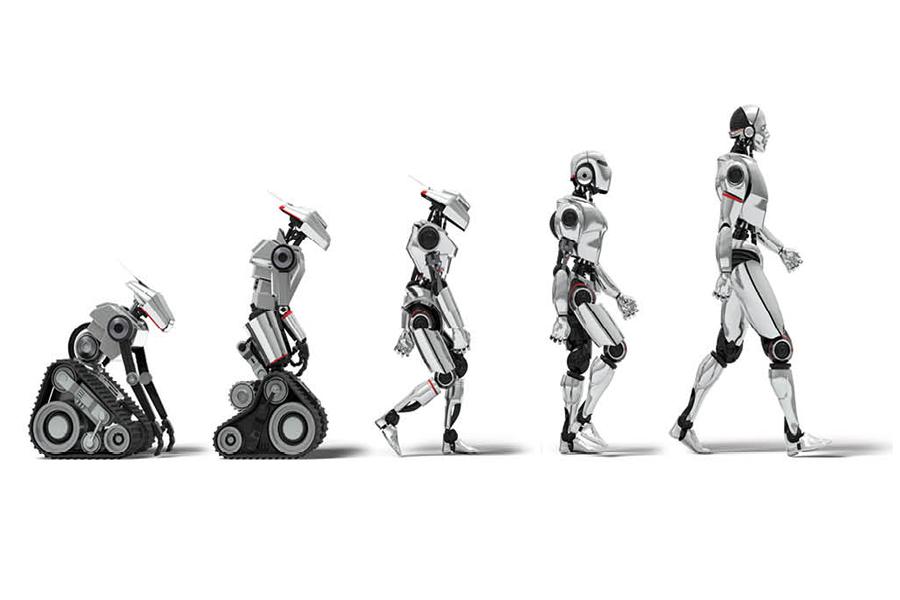 Due robot iniziano a parlare fra loro in una lingua sconosciuta: sospeso l'esperimento