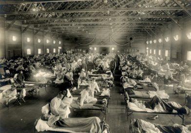 L'influenza in Italia, influenza di Hong Kong e morirono in migliaia